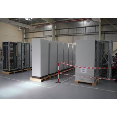 Panel Integration & Staging Facility
