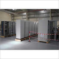Staging Facility Panel Integration System
