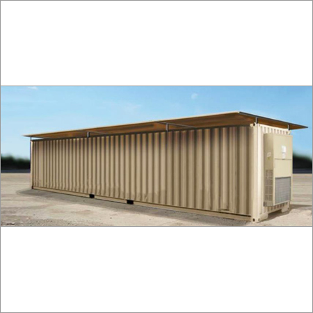 E-House (Containerized Control Room)