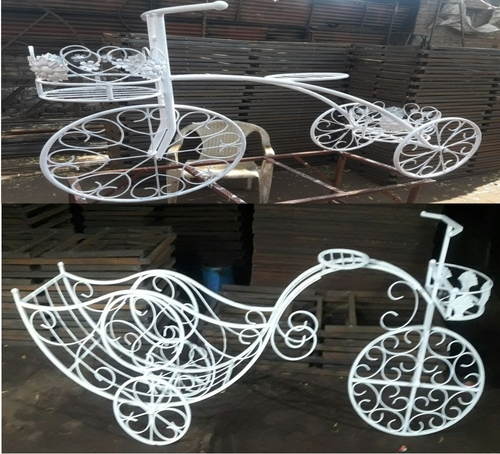 Wedding Bicycle Flower Pot
