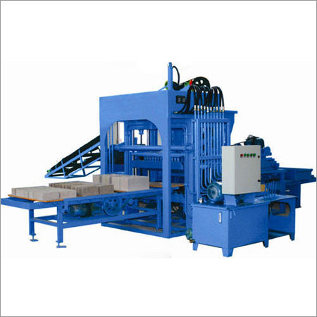 Hydraulic Brick Making Machine