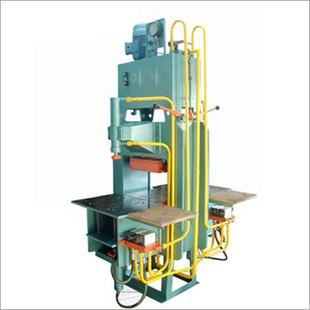 Hydraulic Paver Press Machine