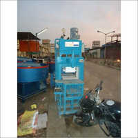 Hydraulic Paver Press