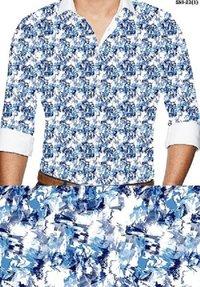 Printed Linen Shirts