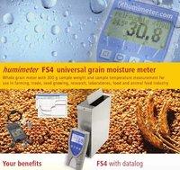 Humimeter FS4 Universal Grain Moisture Meter
