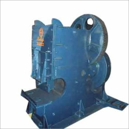 Scrap Cutter Shearing Machine