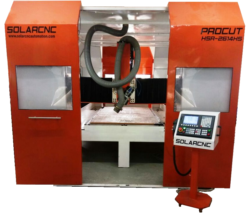 CNC 4 Axis Router
