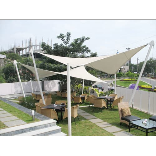 Hyperbolic Tensile Structure
