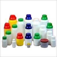 Plastic Pesticide Bottles