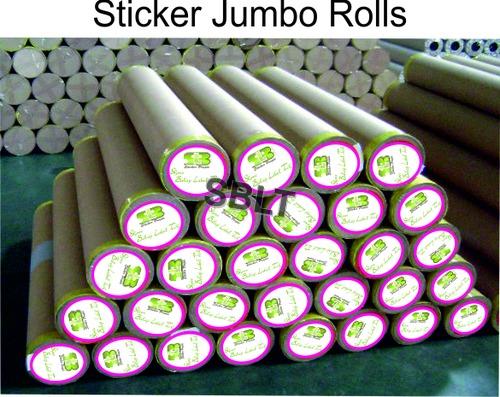 Sticker Jumbo Roll