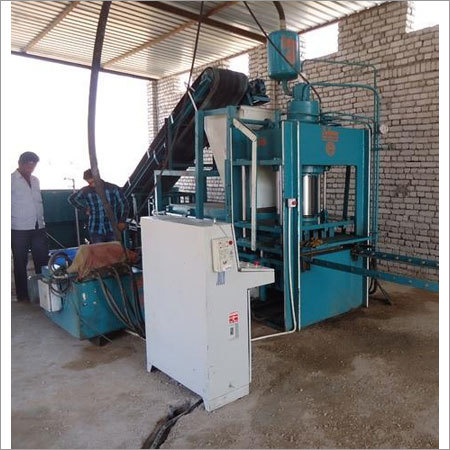Hydraulic Fly Ash Brick and Block Making Machine