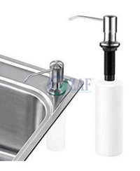 350ml Manual Soap Dispensers