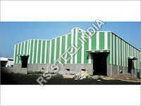Industrial Factory Shed