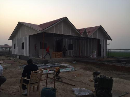 Prefabricated Resort Huts