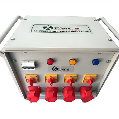42 Volt Shuttring Vibrator Converter Panel
