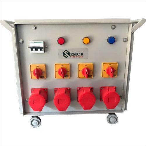 Shuttring Vibrator Converter Panel