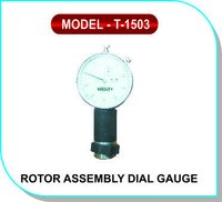 Rotor Assembly Dial Gauge