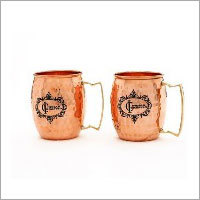 Pure Copper Beer Mug