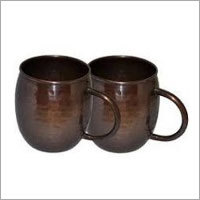 Copper Antique Moscow Mule Beer Mug