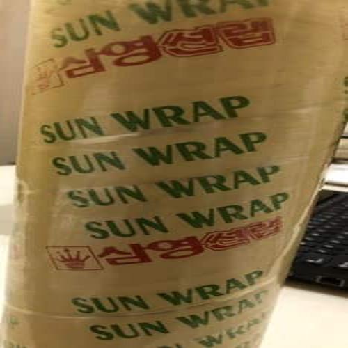 Sun Wrap Pvc Cling Film