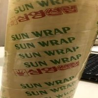 Sun Wrap PVC Cling Film