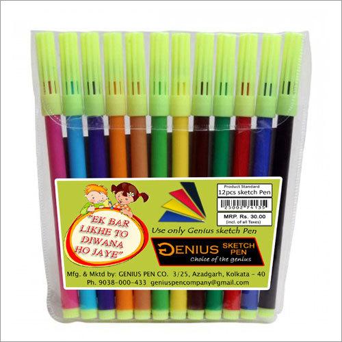 Genius Sketch Pen