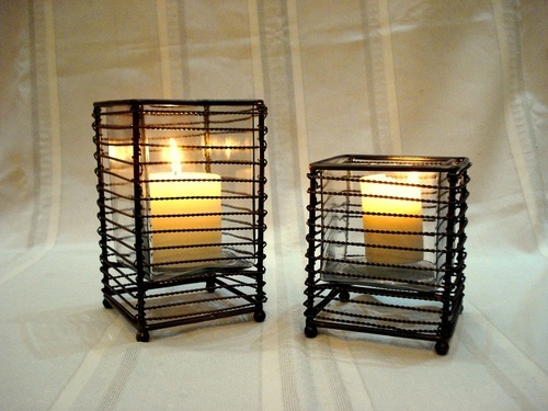 Chic Candle Holder