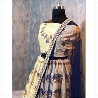 Ladies Designer Lehenga Saree