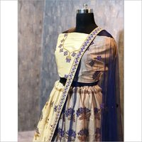 Ladies Designer Lehenga Saree