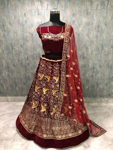 Ladies Party Wear Lehenga Choli