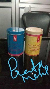 Biscuit Tin Box