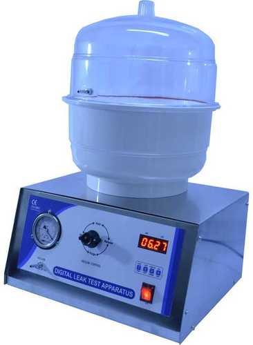 DIGITAL LEAK TEST APPARATUS
