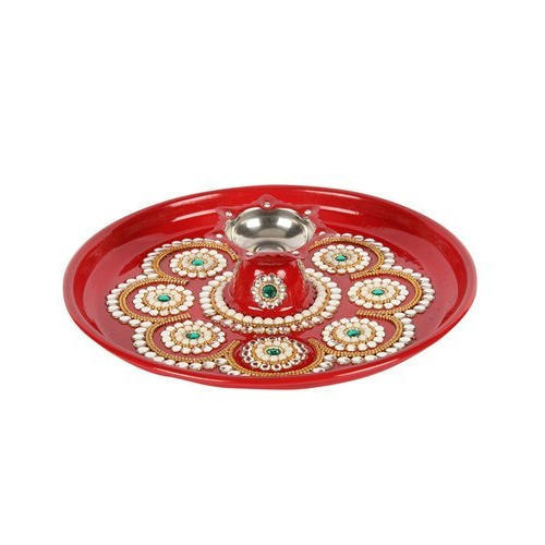 Exclusive Traditional Pooja Thali