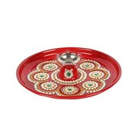 Exclusive Traditional Pooja Thali