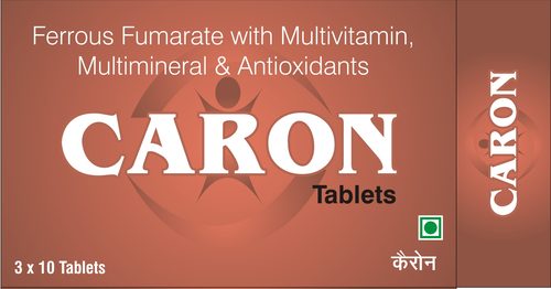 Vitamins and Minerals Tablet