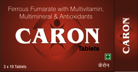 Ferrous Fumarate with vitamins and Minrals