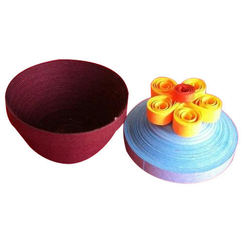 Quilled Bowl Lid