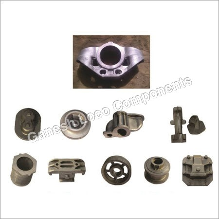 Cast Iron Railway Components Certifications: Iso Certified