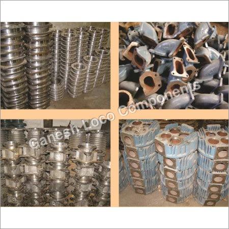 Cast Iron Machine Components