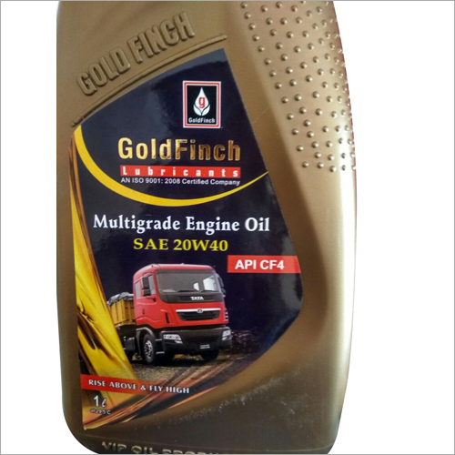 1 Ltr Multigrade Engine Oil