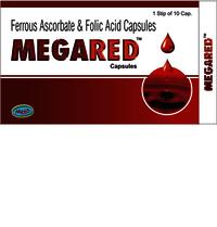 Ferrous Ascorbate & Folic Acids
