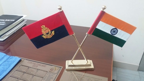 BSF FLAG EMBROIDERY