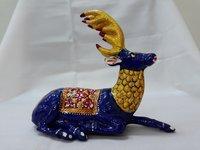 Meenakari Deer