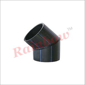 HDPE 45 Degree Elbow