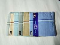 Plain Mens Handkerchief