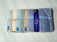 Cotton Mens Handkerchief