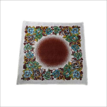 Ladies Handkerchief Export Print