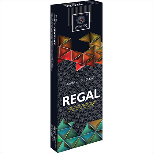 Regal Agarbatti Box