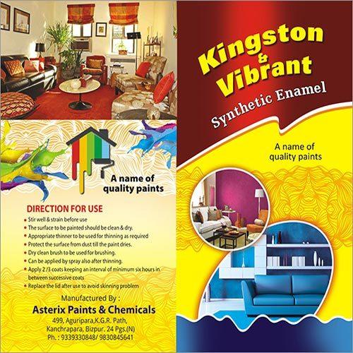 Kingston Synthetic Enamel