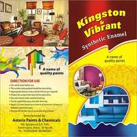 Kingston Synthetic Enamel